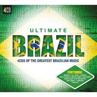 Ultimate...Brazil (4CD)