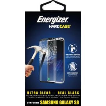 Película Ecrã Vidro Temperado Energizer para Galaxy S8