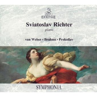 Sviatoslav Richter: Piano Works - CD