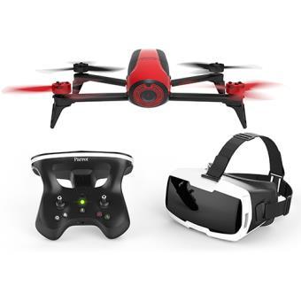 Parrot Drone Bebop 2 FPV (Vermelho)