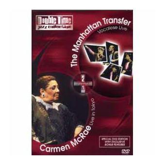 Carmen McRae and The Manhattan Transfer (DVD)