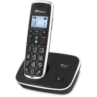 SPC Telefone sem Fios Sénior 7608N