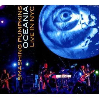 Oceania - Live in NY (DVD+2CD)