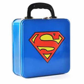 TIN TOTE-SUPERMAN-LOGO