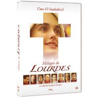 Milagre de Lourdes (DVD)