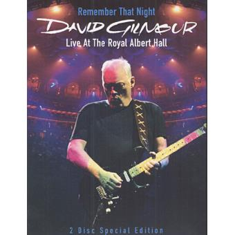 Remember That Night - Live At The Royal Albert Hall