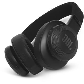 Auscultadores Bluetooth JBL E55BT - Preto