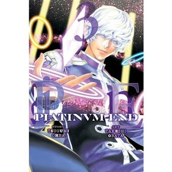 Platinum End - Book 3