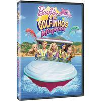 Barbie e os Golfinhos Mágicos - DVD