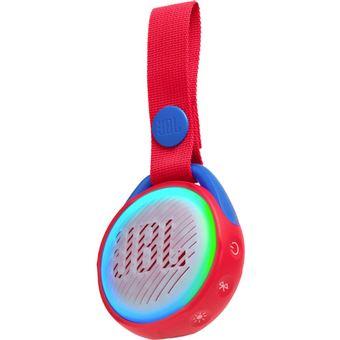 Coluna Bluetooth JBL JR POP - Vermelho
