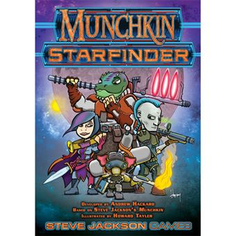 Munchkin Starfinder - Steve Jackson Games