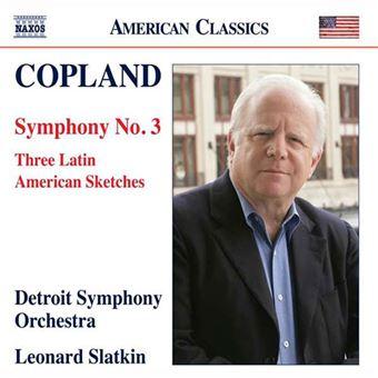Copland: Symphony No. 3 - CD