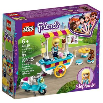 LEGO Friends 41389 Carro de Gelados