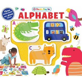 Alphabet Puzzle Playset - Puzzle Play Sets
