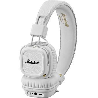 Auscultadores Bluetooth Marshall Major II - Branco