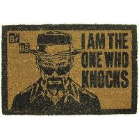 "Breaking Bad - Tapete de Porta Heisenberg ""I Am the One Who Knocks"""