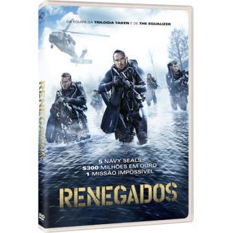 Renegados - DVD