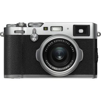 Fujifilm X100F - Prata