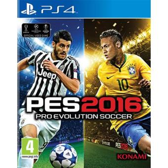 Pro Evolution Soccer 2016 PS4 (PES 2016)