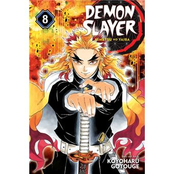 Demon Slayer - Kimetsu no Yaiba - Book 8