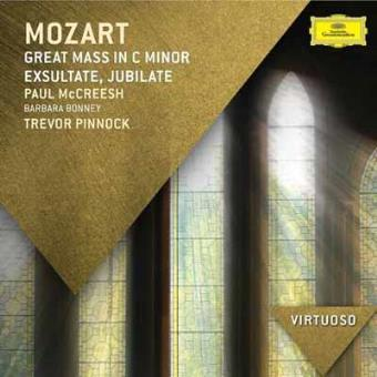 Mozart | Great Mass in C minor & Exsultate, jubilate