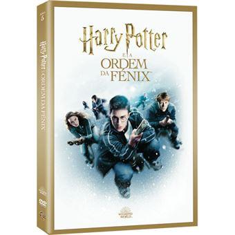 Harry Potter e a Ordem da Fénix - 2 DVD