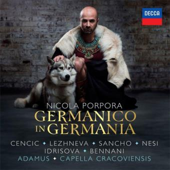 Porpora: Germanico In Germania - 3CD