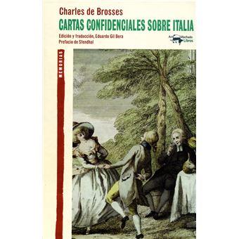 Cartas confidenciales sobre Italia