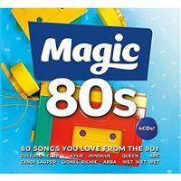 Magic 80's - 4CD