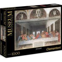Puzzle Leonardo - A Última Ceia - 1000 Peças - Clementoni