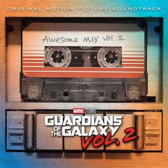 BSO Guardians of The Galaxy Vol. 2 (2LP)