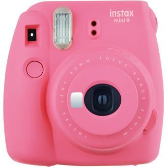 Fujifilm instax mini 9 - Rosa Flamingo