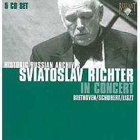 Svjatoslav Richter in Concert | Historic Russian Archives