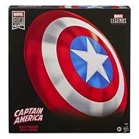 Réplica Marvel 80º Aniversário: Escudo Capitão América