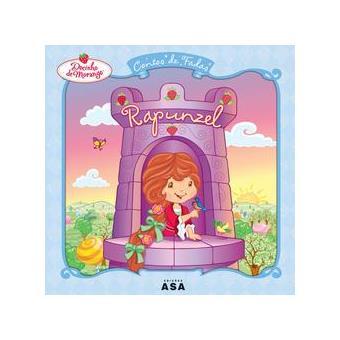 Docinho de Morango - Rapunzel