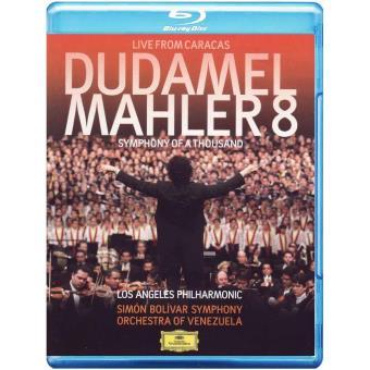 Mahler   Symphony N.8 'Symphony of the Thousand' (BD)