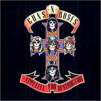 Appetite For Destruction (180g)