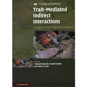 Trait-mediated indirect interaction