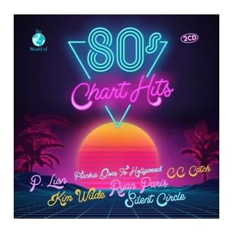 The World of 80s Chart Hits - 2CD