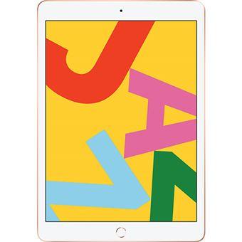 Novo iPad Apple 10.2'' Wi-Fi - 128GB - Dourado 2019