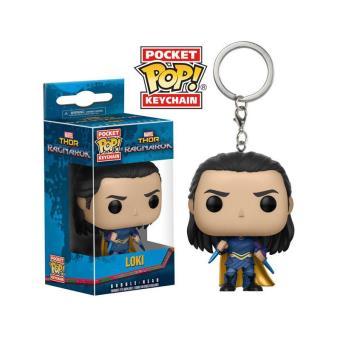 Funko Pocket Pop Keychains : Marvel Thor Ragnarok - Loki