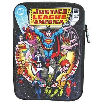 "Justice League - Capa Neoprene Tablet 10"""