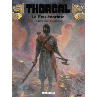 Thorgal - Livre 35: Le Feu Écarlate