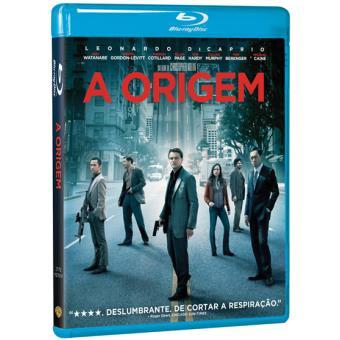 A Origem (1 DVD)