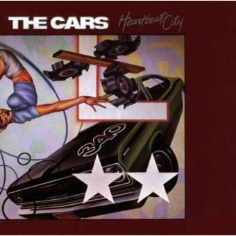 Heartbeat City - CD