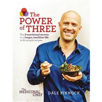 Medicinal chef: the power of three