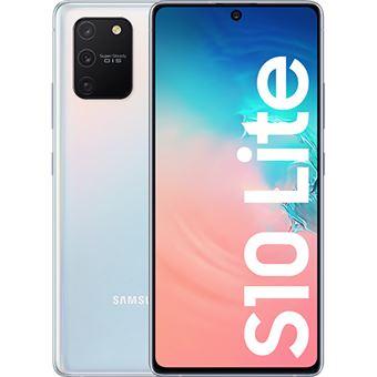 Samsung Galaxy S10 Lite - 128GB - Branco Prisma