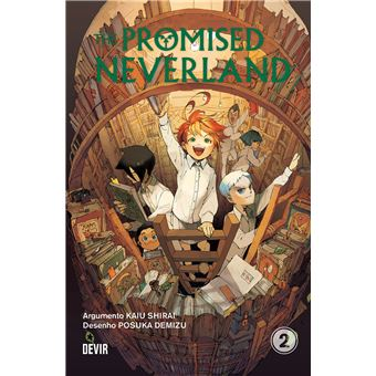 The Promised Neverland - Livro 2