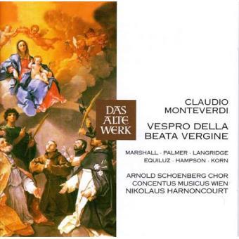 Monteverdi: Vespro della beata Vergine (1610) (2CD)