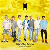Lights / Boy with Luv - Limited Edition A - CD + DVD
